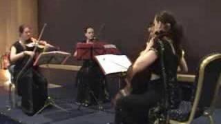 Indian wedding entrance music: Bollywood string quartet (Chura Liya Hai Tumne instrumental)