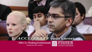 Fisher College of Business - MBA for Working Professionals
