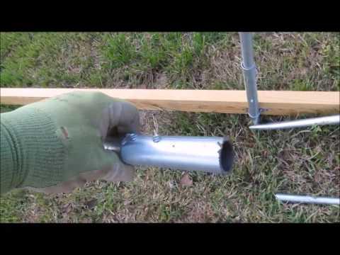 DIY Greenhouse Build - Part 4