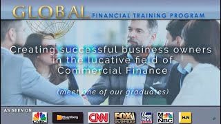 Part 2 of 2- Succesful Entrepreneur Talks About The Global Financial Training Program