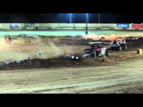 Victorville Raceway Park 6-18-11 main utv race
