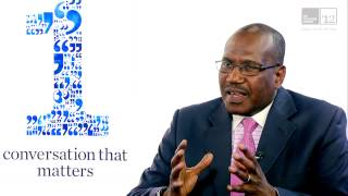 ITU TELECOM WORLD 2012 INTERVIEWS: Dr. Hamadoun I. Touré, Secretary - General, ITU