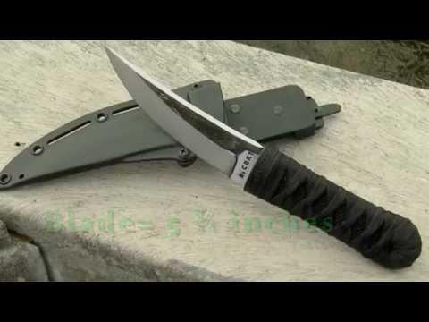 Columbia River (CRKT) Sakimori Fixed Blade | OsoGrandeKnives