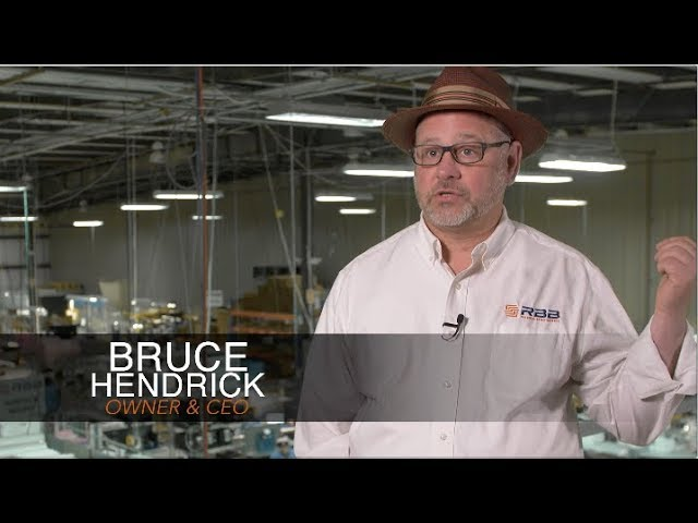Bruce Hendrick - Owner & CEO of RBB