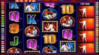 IGT Elvis A Little More Action Slot Machine Game Play