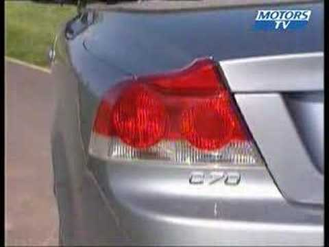 Car test VOLVO C70 T5