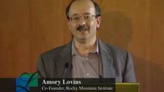 Natural Capitalism: The Next Industrial Revolution with Amory Lovins