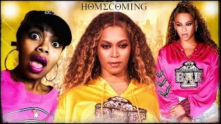 Homecoming: A Film by Beyonce Review!