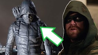 Arrow's FINAL Episode! Goodbye Oliver Queen! - Arrow 8x10 FINALE Trailer Breakdown