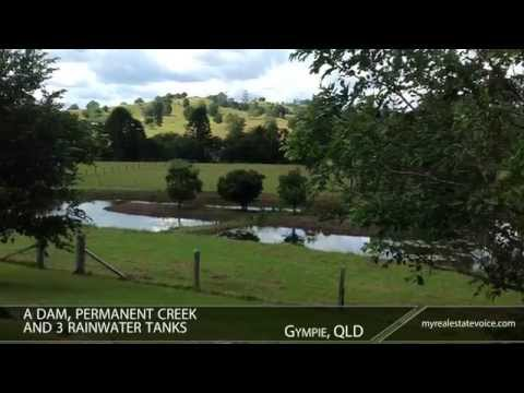 Three-Bedroom Home On 8 Acres Property For Sale - Gympie, QLD