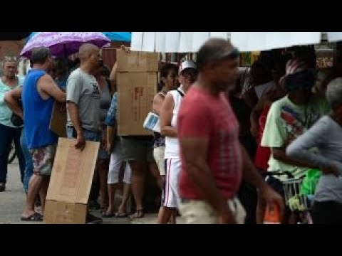Frustration rises over Puerto Rico hurricane relief efforts