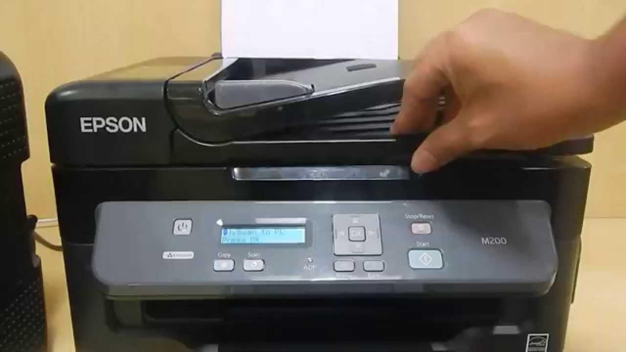 epson m200 printer driver software free download