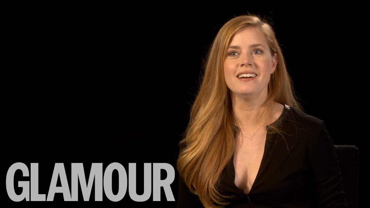 Amy Adams Sex Video amy adams talks nocturnal animals, tom ford and the arrival | glamour uk