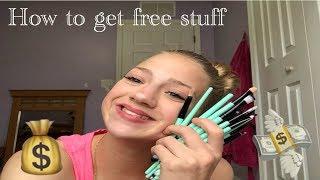 How to get free makeup !!!