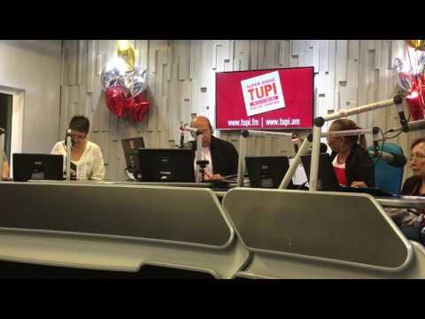 Estreia do Show do Antônio Carlos na Super Rádio Tupi