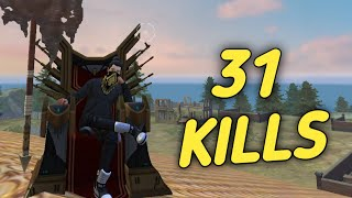 SOLO VS SQUAD || 31 KILLS || RECORD BREAKER || NEW WORLD RECORD FIRST TIME EVER IN FREEFIRE 🔥 🇮🇳 !!