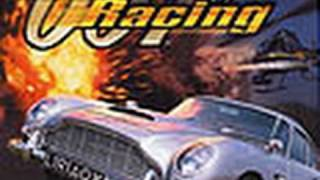 Classic Game Room - 007 RACING for Playstation review