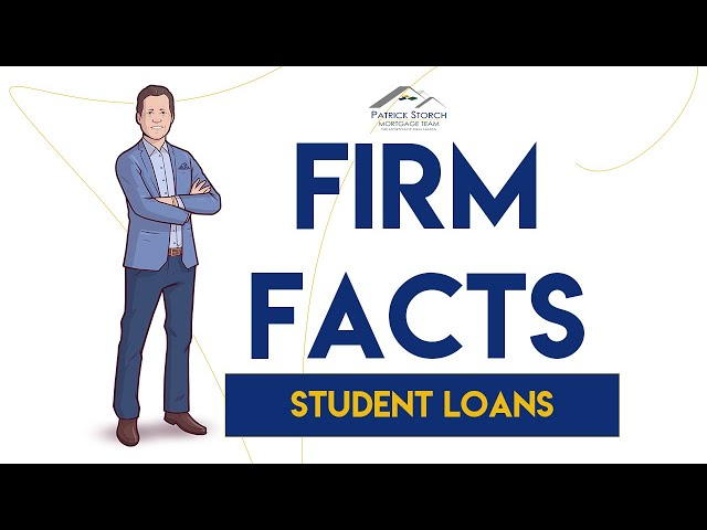 Firm Facts ✅: Did You Know? | Student Loans! 🎓