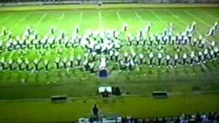 1982 SC State Marching Band Contest.AVI