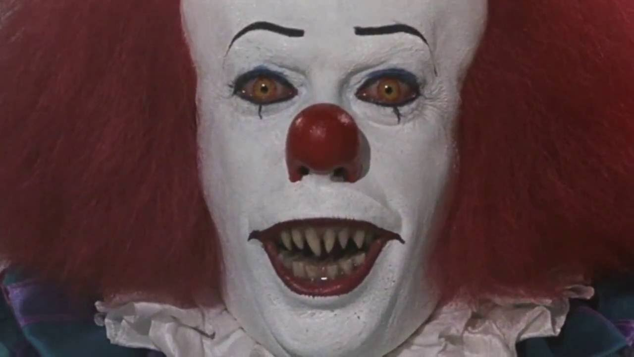 pennywise it youtube