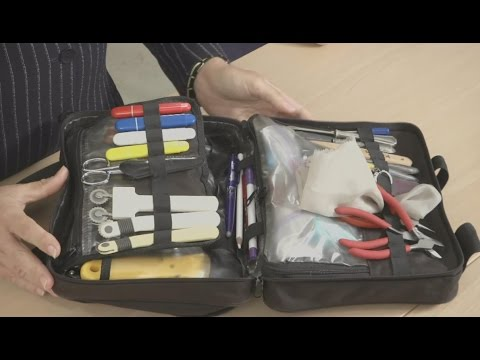 Kenneth D. King's Essential Sewing Tool Kit, Part 1
