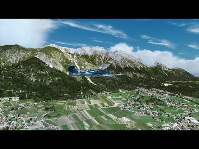 P3D v4 4 LOWI-LOWS Vertx Diamond DA-62   – Omyplane