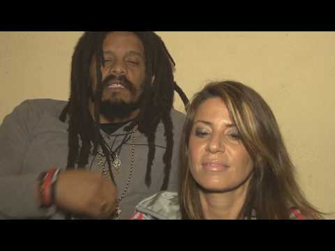 Ms. Bodega Interviews Kymani Marley and Rohan Marley (Barbi Show Telaviv) (Bob Marley's sons)