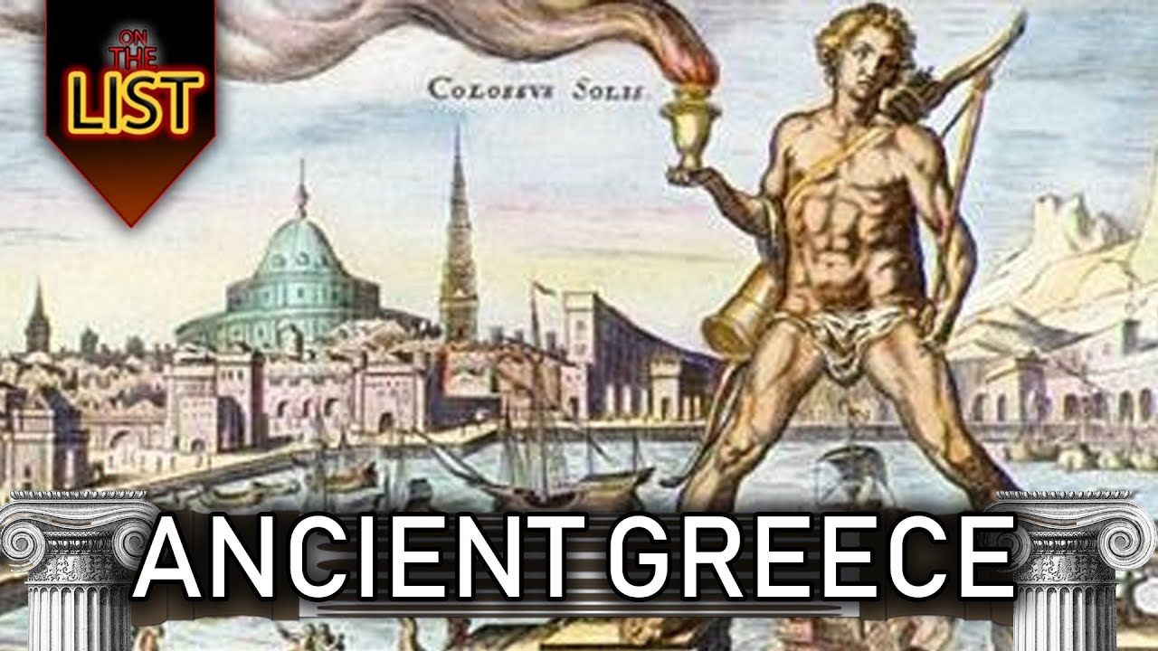 greek inventions and discoveries