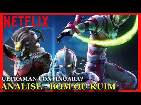 2 Temporada ULTRAMAN Netflix? Serie Anime Terá Segunda Temporada 2020 Dublado ? Season Confirmada