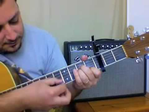 How To Play Bon Jovi - It's My Life - Easy Guitar Song Lesson With The Axis Of 4 Chords Simple Song