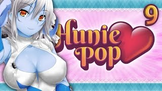 Video BIG BLUE SEXY ALIEN (not avatar...) | HuniePop #9 download MP3, 3GP, MP4, WEBM, AVI, FLV Agustus 2018