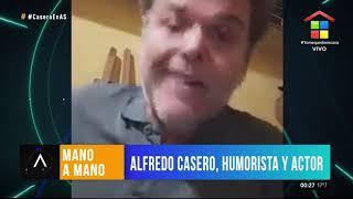 Alfredo Casero mano a mano con Novaresio (10/04/20) YouTube Videos