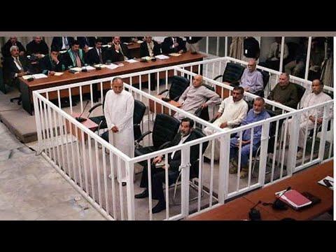 اقوى مداخلة لصدام حسين في المحكمة saddam hussein
