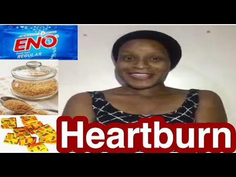 How to cope with heartburn during pregnancy | South African Youtuber