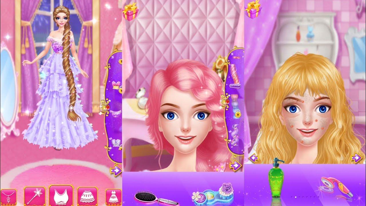 Barbie Game Dressing So Lovely Youtube