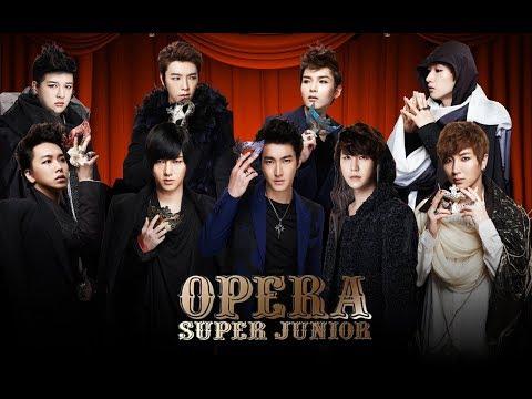 [LIVE] SUPER JUNIOR [슈퍼주니어] - SUPERMAN, OPERA [HD]