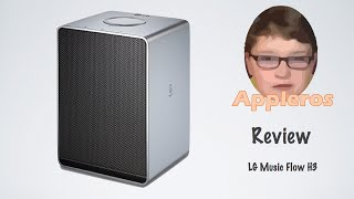 LG Music Flow H3, Review