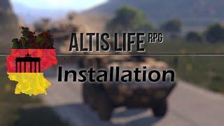 [Tut] Altis Life 4.4 auf Arma 3 Linux installieren Deutsch