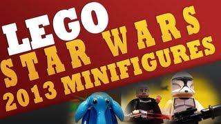 LEGO Star Wars Summer 2013 Minifigures
