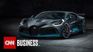 Bugatti's new 'hypercar' costs $5.8 million