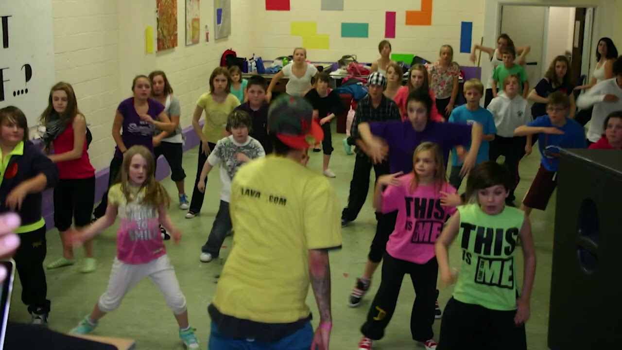 2010 Flava Dance Workshop, The House, St Austell