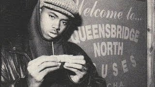 Nas - The Message (1996) / (Instrumental) / (HD)