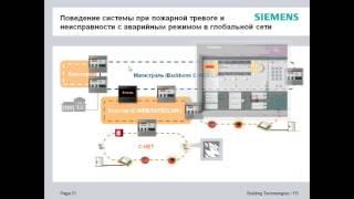 Обзор систем пожарной безопасности Siemens