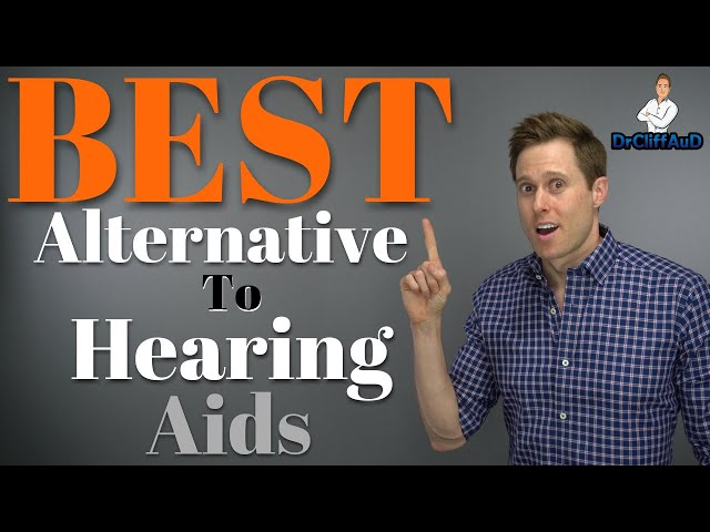 BEST Low Cost Alternative to Hearing Aids?