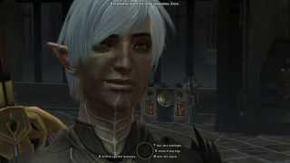 Фенрис. Целовашки / Kiss with Fenris. Dragon Age II