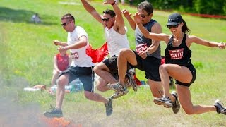 Barrie Warrior Dash 2015 With High Octane Training