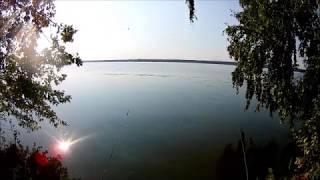 Рыбалка на Воронежском Водохранилище 28 06 2020 травы очень много