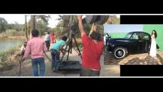 New marathi movie the strugglers behind the scene marathi song.mp4