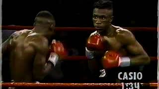John Galliard vs Irving Pierre Lewis