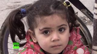 RT покажет документальный фильм о судьбе детей сирийской войны